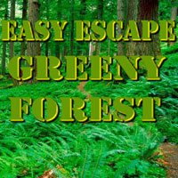 Easy Escape-Greeny Forest