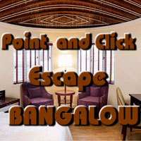 Point and Click Escape-Bungalow