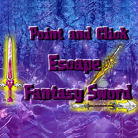 Point and Click Escape-Fantasy Sword