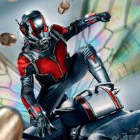 Ant-Man Hidden Numbers