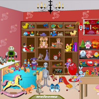 Hidden Objects-Kids Play Room