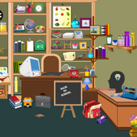 Study Room-Hidden Objects