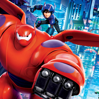 Big Hero 6 Jigsaw Puzzle - Baymax Big Hero 6
