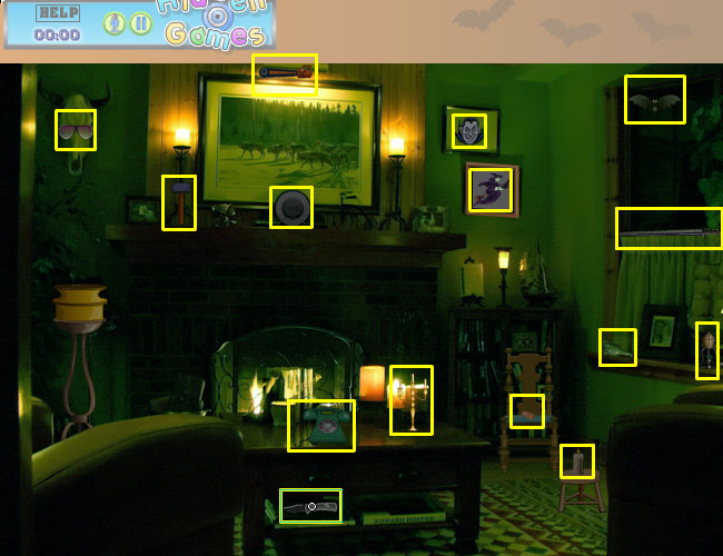 Game walkthrough for Minimalist house escape walkthrough