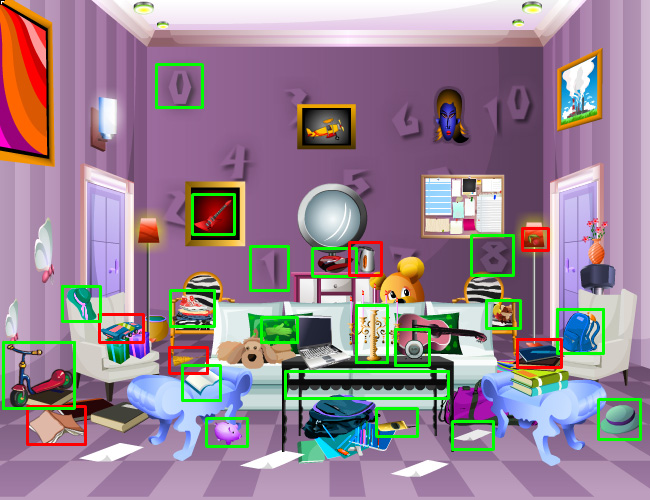 The Great Living Room Escape Cheats