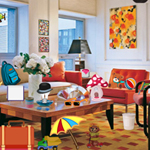Hidden Objects-Colorful Room