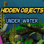 Hidden Objects Under Water