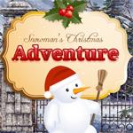 Free online flash games - Snowmans Christmas Adventure