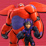 Big Hero 6 Hidden Stars - Big Hero 6 Games Online
