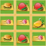 Food Puzzle Match
