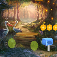 Games4King Happy Mushroom Escape