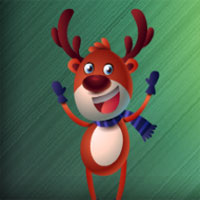 Amgel Reindeer Room Escape
