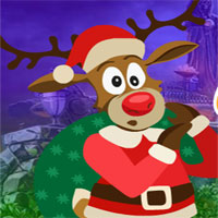 G4k Christmas Deer Rescue