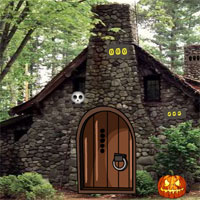 GFG Witch Rock House Escape