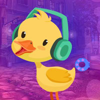 G4K Yellow Chick Escape