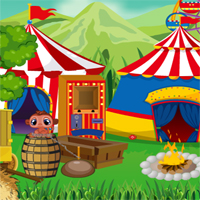 GB New Year Circus Escape