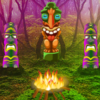 Games2rule Tiki Bloom Forest Escape