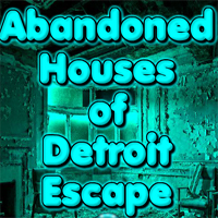 Abandoned Houses of Detroit Escape