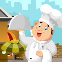 Games4King Funny Chef Rescue