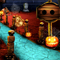 NSREscapeGames Halloween Escape 2018 Chapter 3