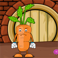 Games2Jolly Cute Carrot Escape