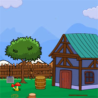 Games2Jolly Wooden Condominium Escape