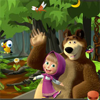 Masha Hidden Objects