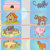Simple Kids Puzzle Relations 7sGames