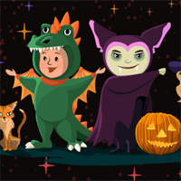 Halloween Differences NewKidsGames