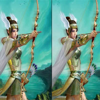 Elven Arrows 5 Differences