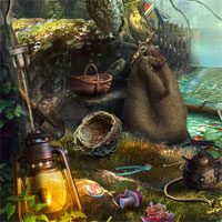 Free online flash games - The Wizards Village