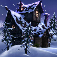 EnaGames The Frozen Sleigh-Celiver Cave Escape