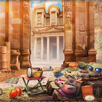 Lost Treasures of Petra