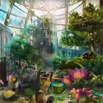 Free online flash games - The Exotic Greenhouse