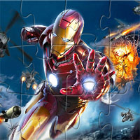 Iron Man Jigsaw