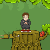 Games2Jolly Wooden Bridge Escape