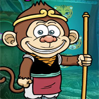 G4k Vizier Monkey Rescue