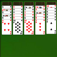 Golden Spider Solitaire On Line