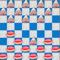 Checkers Shells