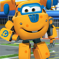 Super Wings Hidden Tires