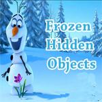 Free online flash games - Frozen Hidden Objects