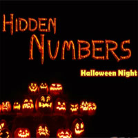 Hidden Numbers-Halloween Night